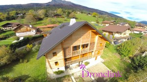 Dronelink Chalet Haute Savoie Thones Aravis 74