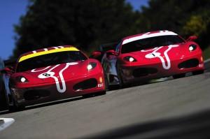 Dronelink Circuit du Laquais Ferrari