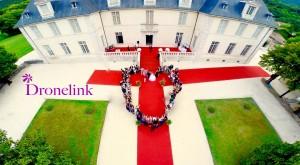 Dronelink Photo Mariage Coeur Grenoble
