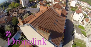 Dronelink Toiture Photo drone grenoble 2